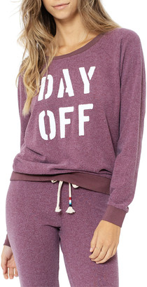 Sol Angeles Day Off Pullover Sweatshirt