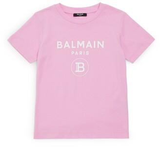 Balmain Kids Monogram T-Shirt (4-16 Years)
