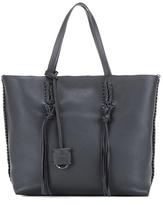Tod's Gipsy Medium Leather Shopper