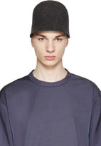 Robert Geller Grey The Jacobs Hat