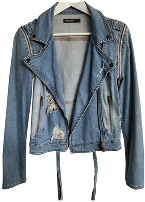 Supertrash Blue Denim - Jeans Jacket for Women