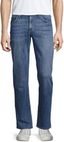 Joe's Jeans Brixton Whiskered Denim Jeans, Blue