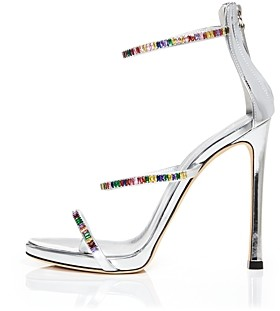 Giuseppe Zanotti Women's Strappy High Heel Sandals
