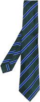 Kiton striped tie - men - Silk - One Size