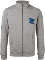 Pal Zileri zipped bomber jacket - men - Cotton/Spandex/Elastane - 48