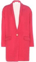 Etoile Isabel Marant Isabel Marant, Étoile Edilon wool-blend coat