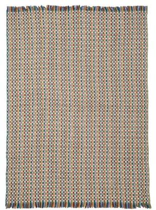 Missoni Home Jocker Woven Wool-blend Blanket - Beige Multi