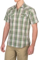 Howler Brothers H Bar B Snap-Front Shirt - Short Sleeve (For Men)