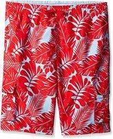 U.S. Polo Assn. Men's Palm Leaf Cargo Short
