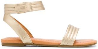 UGG Open Toe Flat Sandals