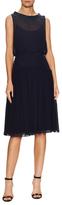 Jenny Packham Silk Embellished A Line Dress
