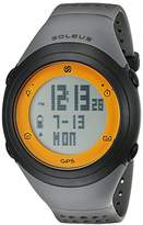Soleus Unisex SG012-070 GPS Fly Digital Display Quartz Watch