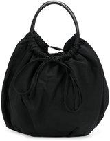 Yohji Yamamoto round handle hobo bag