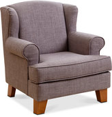 Kirbe Kids' Mini Wingback Chair, Direct Ship