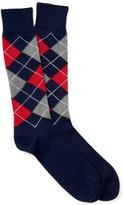 J.Mclaughlin Argyle Socks