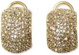 Vince Camuto Pave Huggie Hoop Earrings