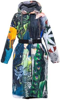 Artista Hooded Forest Jacket