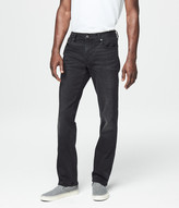 Slim Straight Black Wash Reflex Jean