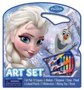 Bendon Disney Frozen Character Art Set