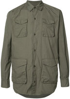 Undercover cargo pocket shirt - men - Cotton - 4