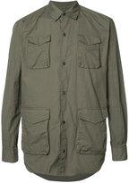 Undercover cargo pocket shirt