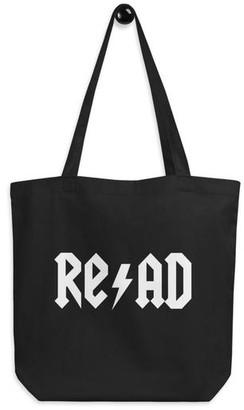 Rock, Roll, & Read Eco Tote Bag