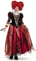 Disguise Women's Alice Queen Prestige Costume