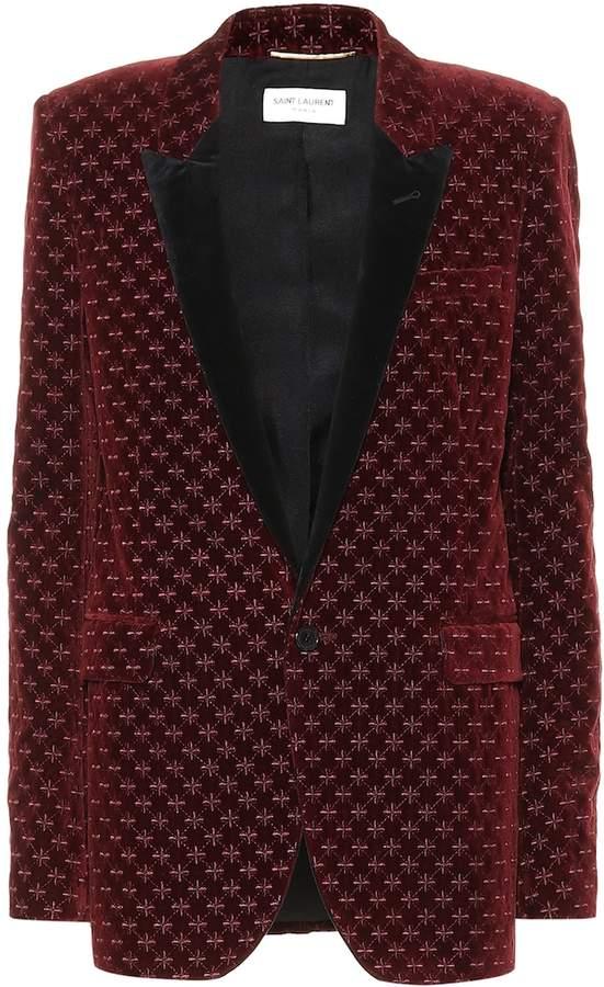 a8c81192252 Saint Laurent Women's Blazers - ShopStyle