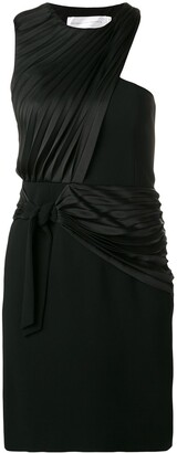 Victoria Victoria Beckham Fitted Mini Dress
