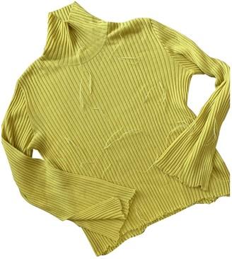 Marques Almeida Yellow Knitwear for Women