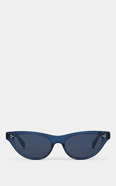 Oliver Peoples Women's Zasia Sunglasses - Blue