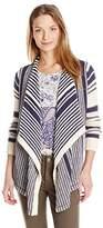 Lucky Brand Women's Stripe Ballerina Sweater