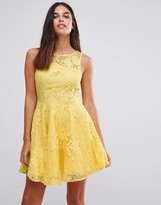 AX Paris All Over Lace Skater Dress