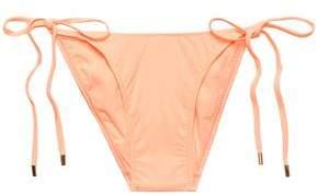 Melissa Odabash Miami Printed Low-rise Bikini Briefs