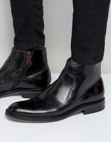 Ted Baker Rousse Polished Zip Boots