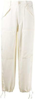 Polo Ralph Lauren Draped Cargo Trousers