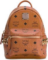 MCM baby 'Stark' backpack - women - Leather - One Size