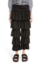 Simone Rocha Women's Frill Front Trousers