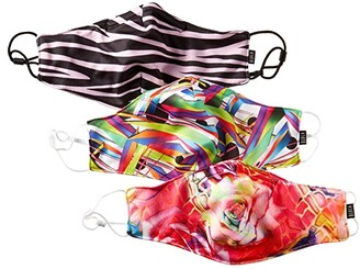 Bloch Soft Stretch Mask in Assorted Prints (Assorted 1) Traditional Hats