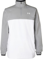 Under Armour - Windstrike Shell Half-zip Golf Jacket