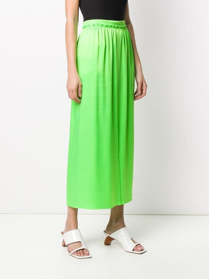 Thumbnail for your product : Maison Rabih Kayrouz Flared Midi Skirt