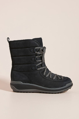 Merrell Snowcreek Weather Boots By in Black Size 6