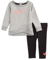 Nike Infant Girl's Dry Tunic & Leggings Set