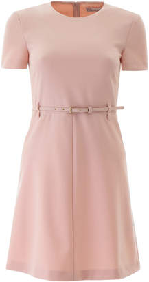 RED Valentino Mini Dress With Belt