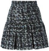 Dolce & Gabbana bouclé mini skirt - women - Wool/Mohair/Acrylic/Silk - 44