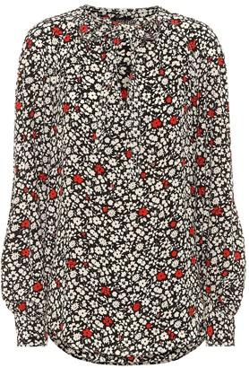 Polo Ralph Lauren Floral crepe blouse