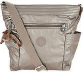 Kipling Nylon Hobo Handbag with Pockets - Melvin