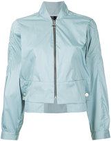 Taylor Aligned bomber jacket - women - Cotton/Polyester - L