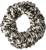 BCBGeneration Chunky Two-Tone Cowl Scarf