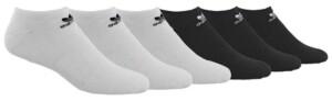 adidas Men's 6-Pk. No-Show Socks